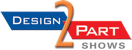 Design 2 Part Shows Logo