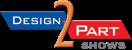 Design 2 Part Shows Logo